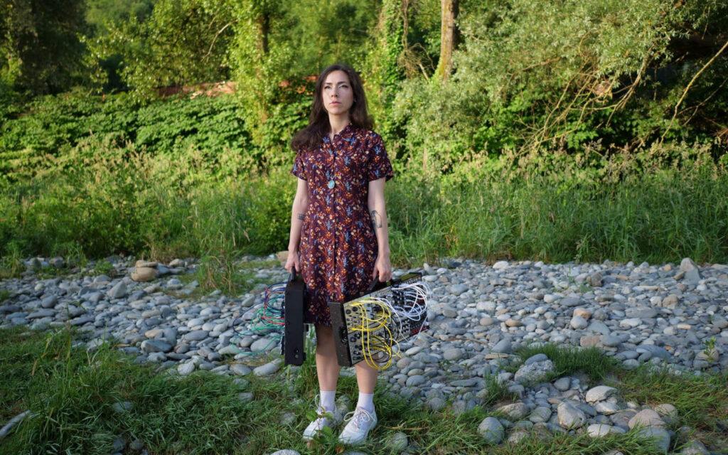 Hélène Vogelsinger: hacia el espacio interior