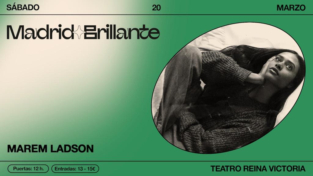 Marem Ladson - Madrid Brillante