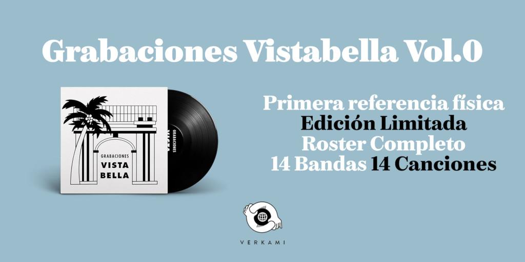Grabaciones Vistabella vol. 0