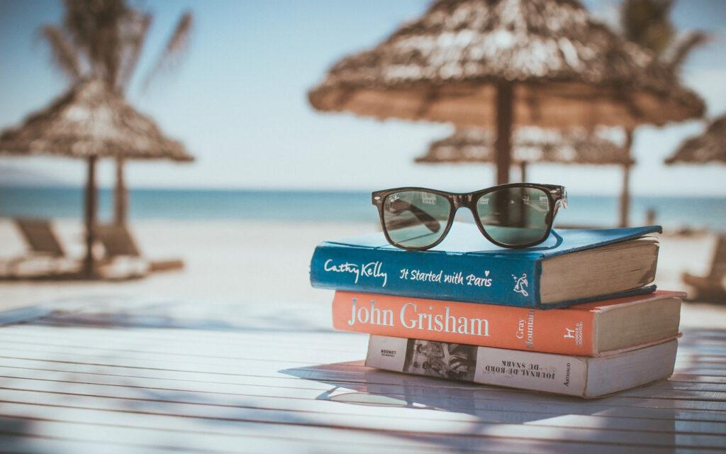¡Chof! Cinco lecturas para el verano