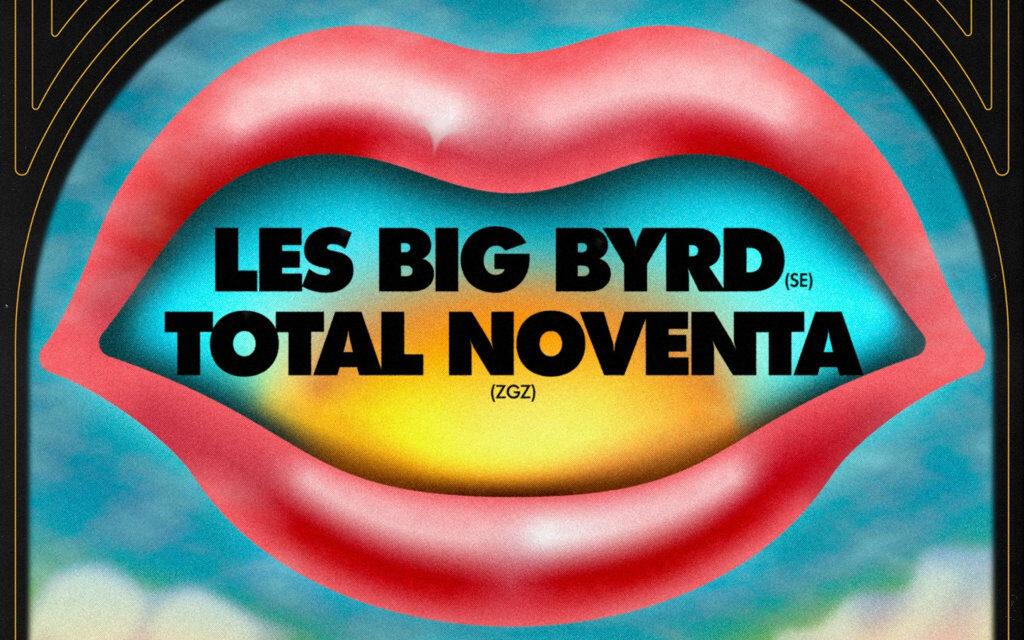 Zaragoza Psych Fest reaparece con Les Big Byrd y Total Noventa